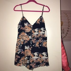 Lovers and Friends Floral Jumper